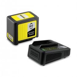 Zestaw: szybka ładowarka + bateria 36 V / 5.0 Ah